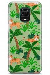 Xiaomi Redmi Note 9S Kılıf Jungle Serisi Emery