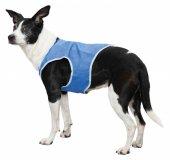 Trixie Köpek Soğutucu Yelek, M 30cm, Mavi