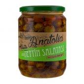 Kekikli Zeytin Salatası 650 Gr Ekol Anatolia