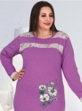 Bayan Büyük beden Pijama Takımı B-113-2