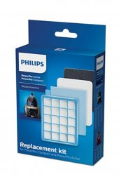 Philips PowerPro Active FC 9531/09 Hepa Filtre Seti