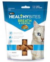 Vetiq Healthy Bites Breath & Dental Kedi Ödül Maması 65 Gr