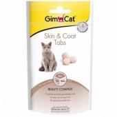Gimcat Skin&coat Tabs Deri Ve Tüy Sağlığı Kedi...