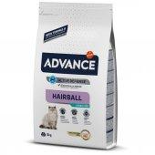 Advance Cat Sterilised Hairball 3 Kg Kısır...