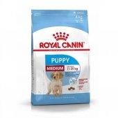 Royal Canin Medium Junior Yavru Köpek Maması 4...