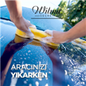 Wilma Secret Oto Yıkama Süngeri 2li-Sarı-7