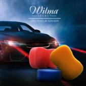 Wilma Secret Oto Yıkama Süngeri 2li-Sarı-8