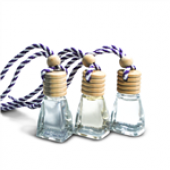 Wilma Secret 8 Ml Askılı Oto Parfümü Mango Fresh Kavun 3 Adet