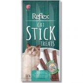 Reflex Kediler İçin Kuzulu Çubuk Ödül 3 Lü 5 Gr...