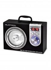 Platoon Pl 4337 Bluetooth Speaker Fm Sd Usb