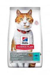 Hills Sterilised Tuna Balıklı Yetişkin Kısır Kedi Maması 13+2 Kg