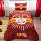 Taç Lisanslı Galatasaray Güneşi Yorgan Seti
