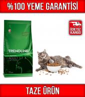 Trendline Tavuklu Yetişkin Kedi Maması 15 Kg