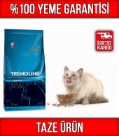 Trendline Somonlu Yetişkin Kedi Maması 15kg