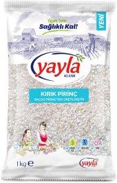Yayla Dolmalık Pirinç 1 Kg