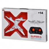 Super S 2.4ghz Dron Helikopter
