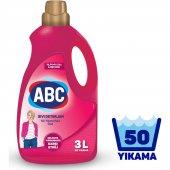 Abc Sıvı Deterjan Sık Yıkananlara Özel 3 Lt