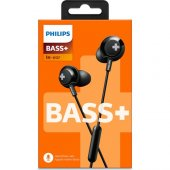 Philips She 4305 Bk  Bass+ Mikrofonlu Kulakiçi Kulaklık-4