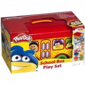 Play-Doh Otobüs Oyun Seti