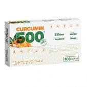 Curcumin 500 Herbal Food Altın Yoğurt Kürü - 3 Adet