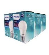 Philips 9 Wat Led Ampul E 27 Duy Beyaz Işık...