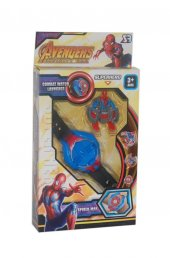 SB803 Spiderman Savaş Başlatıcı Fırlatıcı Saat Oyuncak