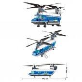 Wange Kurtarma Helikopteri 427 Parça