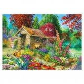 Ks The Garden Shed 1500 Parça Puzzle