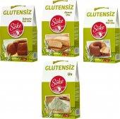 Söke Glutensiz Un Karışım Paketi 250 Gr 4 Paket...