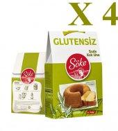 Söke Glutensiz Sade Kek Unu 240 4 Paket