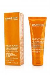 DARPHIN Soleil Plaisir Anti-Aging Sun Care Sun Protective Cream for Face SPF30 50 ml - Yüz için Güneş Kremi
