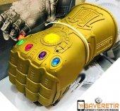 Avengers Thanosun Oyuncak Işıklı Sesli Eldiveni Sonsuzluk Eldiveni