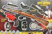 Pubg Flare Oyuncak Seti 10 Parça Kar98 Sniper