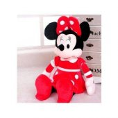 Disney Minnie Mouse Peluş Bebek 55 Cm
