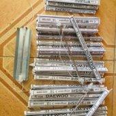 Cam Tüp Isıtıcı 120 Watt 24 Cm
