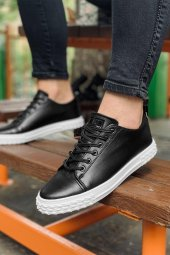 2020 Conteyner (360) Siyah Beyaz Nova Günlük Ayakkabı