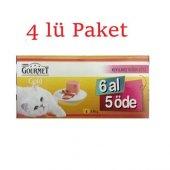 Gourmet Gold 6 Al 5 Öde Kıyılmış Sığır Etli 4...