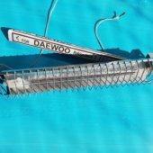 Cam Tüp Isıtıcı 150 Watt 28 Cm Koruma Kutusu...