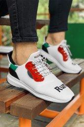 Keeway Solar Anr Beyaz Günlük Ayakkabı