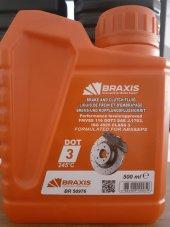 Braxis Dot3 Fren Balata Yağı 500ml