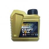 Kraftvoll 10w 40 1lt Yarı Sentetik Motor Yağı Apı Sl Cf