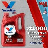 Valvoline Maxlife A3 B4 5w40 Full Sentetik Motor Yağı 4 L
