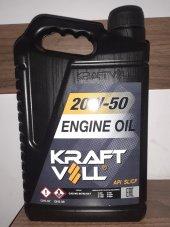 Kraftwoll 20w 50 Motor Yağı 4 Lt. Apı Sl Cf