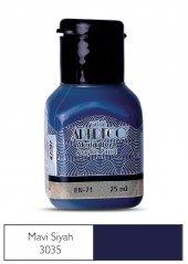 Artdeco Akrilik Boya 25ml Mavi Siyah 3035