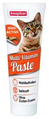 Kediler İçin Beaphar Multi Vitamin Macun 100 Gr