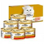 Gourmet Gold 6 Al 5 Öde Kıyılmış Sığır Etli...