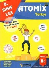 B.akademi 8.sınıf Lgs Atomix Türkçe