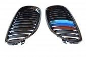BMW E60 PARLAK SİYAH 3 RENK M5 PANJUR SETİ 2003-2010-2