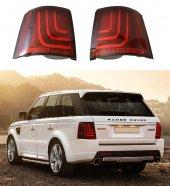Range Rover Sport Stop Kırmızı Set Sağ Sol