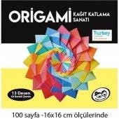 Kumtoys Origami Kağıt Katlama Sanatı